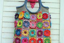 Crocheing