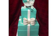 Baby Shower & Gender Reveal Cakes