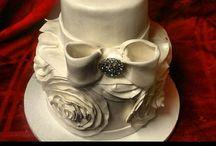 Anniversary ❤ Engagement Cakes