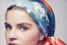 HIJAB / Hijab styles, Tutorial, Scarfs,