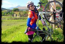 Cycling & Biking / Mountain biking, road biking, cycling gears, workouts, tips