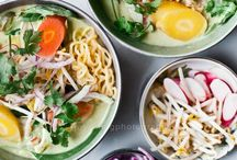 ramen, noodles and other fucking awesome food / Food i would love to serve