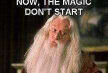 Harry Potter / by Kara Crawford