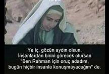 """MERYEM ANA ~•❤• / Meryem'in İslam'da çok önemli bir konumu olduğunu belirten pek çok ayet bulunmaktadır:""""Hani Melekler dediler ki: """"Meryem! Muhakkak ki Allah seni seçti. Seni tertemiz kıldı hatta seni dünyadaki bütün kadınlara üstün kıldı."""" (Kur'an 3:42) """"Meryem'in oğlunu ve annesini birer ibret vesilesi kıldık ve onları pınarları akan ve yerleşmeye elverişli yüksekçe bir yere yerleştirdik. (Kur'an 23:50)"""