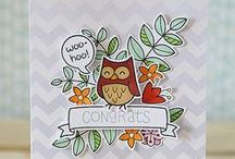Owls cards