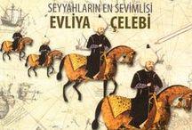 EVLİYA ÇELEBİ☾☆.SEYAHATLERİ☾☆ / Evliya Çelebi, (Osmanlı Türkçesi: اوليا چلبي; d. 25 Mart 1611, İstanbul - 1682, Mısır), 17. yüzyılın önde gelen gezginlerindendir. Kırk yılı aşkın süreyle Osmanlı topraklarını gezmiş ve gördüklerini Seyahatnâme adlı eserinde toplamıştır.Vikipedi, özgür ansiklopedi