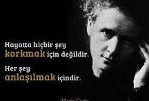 KADIN MUCİTLER-ALİMLER.BİLGİNLER