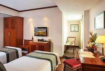 Hotel in Hanoi / For your trip, accommodation is very important.