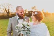 Trevenna Barns Wedding / Beautiful Trevenna Barns wedding photography.