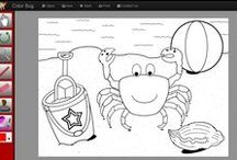 Lyle's Coloring Pages / Free downloadable pages for kids to color.