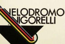 Il  Vigorelli / L'anima del velodromo in una manciata di pin
