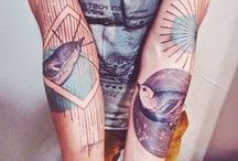 Tatoo Black/Blue