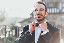 WEDDING FASHION AND STYLE TRENDS FOR GROOMS / Check out the latest in fashion for the groom!