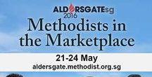 Aldersgate SG 2016 / Aldersgate SG 2016 from May 21 to 24 @ Kum Yan Methodist Church, 1 Queen Street, Singapore 188534.   #MethodistSG #AldersgateSG2016 #convention #Methodist #Singapore #Christian #cacSG #etacSG #tracSG