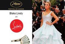 Cannes 2016 : les plus belles chaussures / Cannes 2016 hot shoes / Les plus belles chaussures vues au Festival de Cannes 2016 / 2016 Cannes Festival sexiest shoes