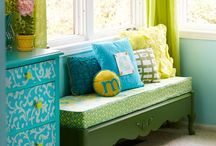 Colorful Home Decor / Colorful, bold and creative home decor / by Ana Torrez