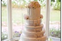 { Wedding Cakes at Bramleigh } / Gorgeous cakes from our gorgeous couples...full of inspiration!
