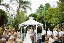 { Bramleigh Garden Ceremonies } / For a serene and natural wedding ceremony, you can choose to get married in our gardens or gazebo.The gardens at Bramleigh are beautifully manicured to provide the perfect backdrop for your wedding on your big day.