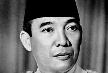 The First President of Indonesia