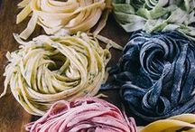 Pasta & Noodles / Comforting, delicious, and a blast to make. Who doesn't love a bowl of pasta? / by goop