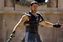 are you not entertained. / Things that I find funny (my sense of humor is very broad). Lots of tumblr posts, text messages, and just random pins! Enjoy!  / by Ani
