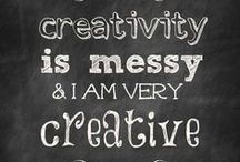 Creativity / by Ana Torrez