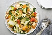 Salads / Here, countless ways to reinvent the salad.  / by goop