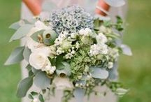 Wedding Bouquets / An endless wealth of floral design, style and ideas to help you with your wedding flower selections.   Step one when selecting your wedding flowers is to make sure you choose varieties of flowers that will be in season at the time of your wedding date. In this day an age commercial growers are getting good at supplying quality blooms out of their natural flowering season however its best to discuss this with your wedding florist before you get your heart set on any one variety!