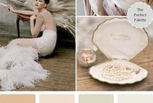 Wedding & Event Color Palates