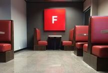 Fitwall HQ / Welcome to #Fitwall Headquarters! The Future of #Fitness starts here. #trainsmarter