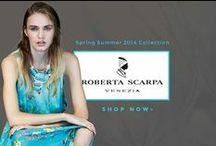 Temporary Store ufficiale Roberta Scarpa / Il temporary store dedicato #robertascarpa è disponibile per un periodo di tempo limitato nel nostro sito: http://www.dressingfab.com/