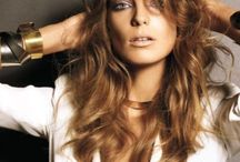 Inspiration langt hår / Brug dit lange hår... Det kan en masse;-)