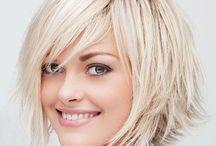 Halvlangt hår til kvinder / En page er ikke bare en page:-)