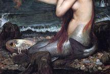 Sirene / Le creature più belle mai uscite dall'immaginazione umana