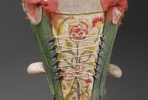 Rococò Mood / La moda del XVIII secolo: broccati, merletti e sensualità