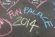 Fun Palaces 2014 / Fun Palaces in Camden 2014!