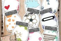 Printable Labels / Scrapbook