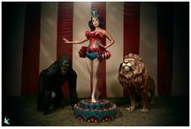 Welcome to the Circus / by Ana Torrez
