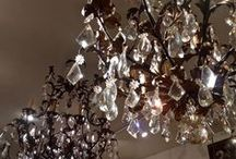 Lighting / Statement pieces to finish any room with a burst of light. Antique, vintage and contemporary.