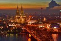 Deutschland: Der Westen- Rheinland und der Pott / Impressionen aus dem Westen Deutschlands