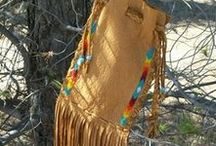 Medicine bags / Amulet bags / This board is for our medicine bags and beaded amulet bags.