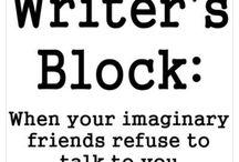 Writing / La scrittura è parte della vita. Nella vita di alcuni anche molto di più.