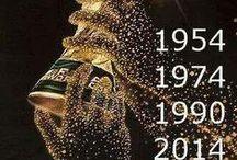 Deutschland Weltmeister 1954-74-90-2014 / ...alles über die Weltmeistertitel der Deutschen