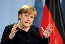 Kanzlerin Merkel (1954 - ... ) / ....alles zur deutschen Kanzlerin Angela Merkel