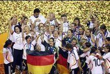Frauenfußball - Deutschlands großen Erfolge