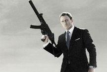 James Bond / ....alles zur berühmten Filmfigur und der Kinoreihe aus England