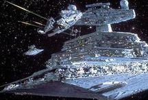 Science Fiction Filme / ...von Star Treck bis Star Wars und viele andere