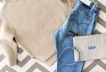 goop Denim / You can never have too many jeans. Get out of your denim rut with our favorite shapes and trends of the season. / by goop