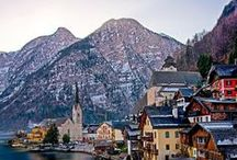 Vintage AUSTRIA Mozart ballrooms mountains and uThe Sound of Music u is what