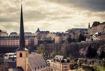 Inspirational LUXEMBOURG Small but overflowing with personality Discover insider tips to Luxembourg gather